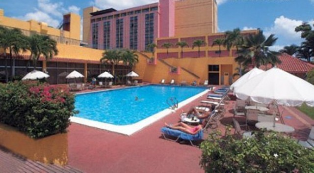 Отель Barcelo Grand Hotel Lina 5*