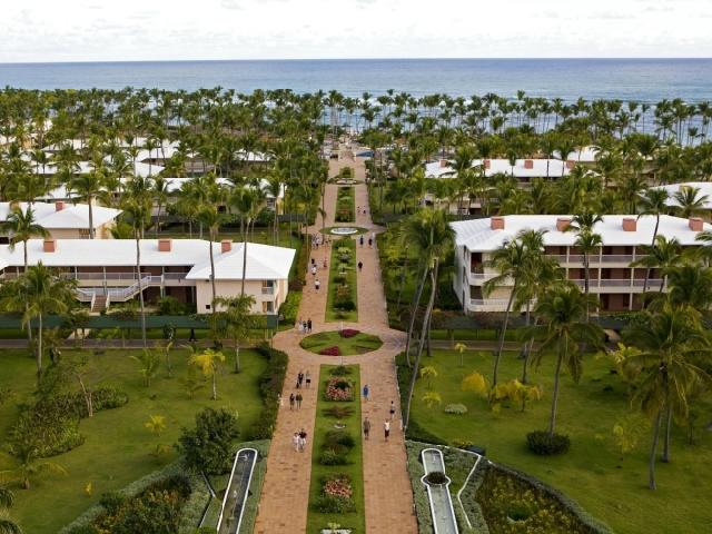 Отель Sirenis Punta Cana Resort Casino & Aquagames 5*