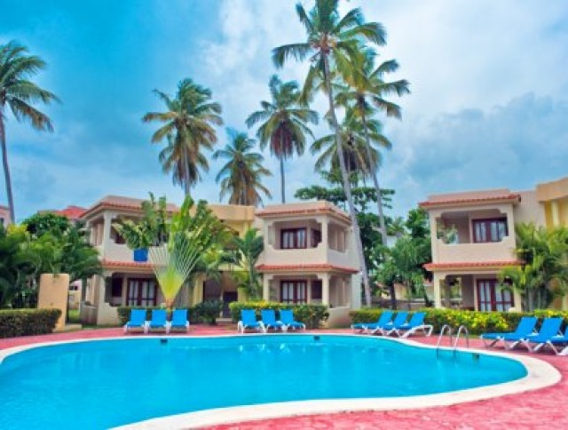 Отель Tropical Clubs Bavaro Resort 3*. Пунта Кана
