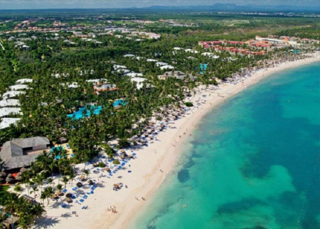 Отель Meliá Caribe Tropical All Inclusive Beach & Golf Resort